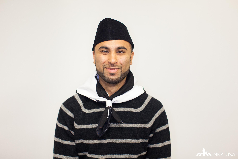Ashfaq Khan Regional Qaid Maryland