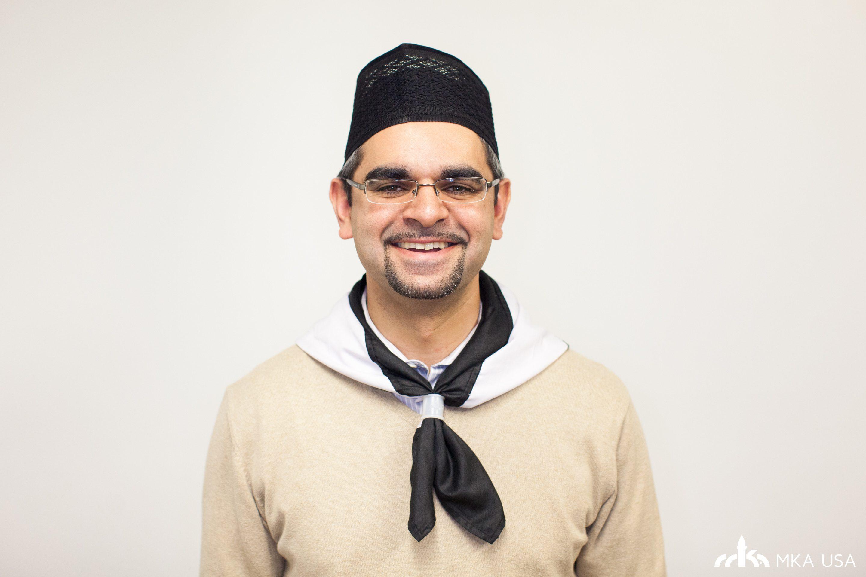Madeel Abdullah Khidmat-e-Khlaw Mohtamim