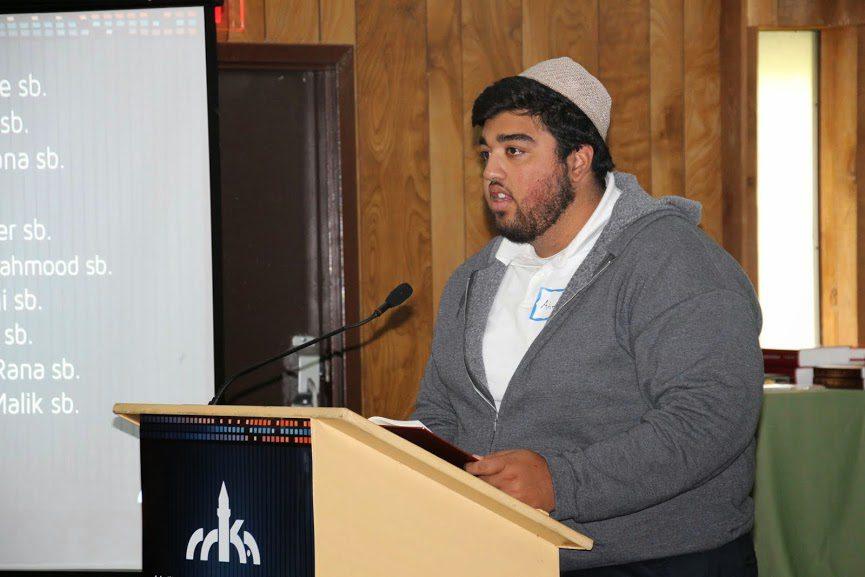 Ahmed Malik Naib Motamid